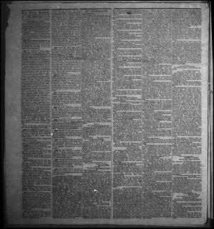 Primary view of object titled 'The State Gazette. (Austin City, Tex.), Vol. 13, No. 42, Ed. 1 Saturday, May 24, 1862'.