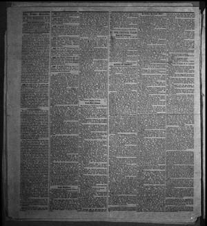 Primary view of object titled 'The State Gazette. (Austin City, Tex.), Vol. 13, No. 43, Ed. 1 Saturday, May 31, 1862'.
