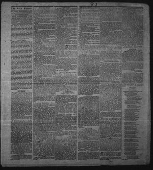 Primary view of object titled 'The State Gazette. (Austin, Tex.), Vol. 13, No. 44, Ed. 1 Saturday, June 7, 1862'.