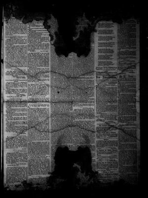 Primary view of object titled 'The State Gazette. (Austin, Tex.), Vol. 13, No. 52, Ed. 1 Thursday, July 31, 1862'.