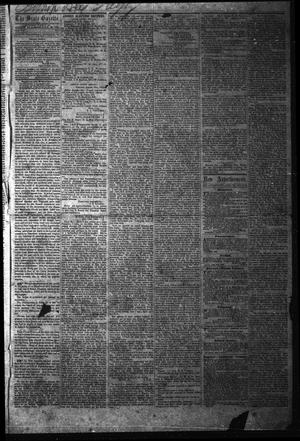 Primary view of object titled 'The State Gazette. (Austin, Tex.), Vol. 14, No. 4, Ed. 1 Wednesday, August 27, 1862'.