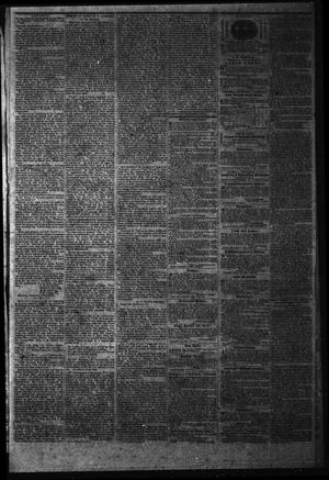 Primary view of object titled 'The State Gazette. (Austin, Tex.), Vol. 14, No. 6, Ed. 1 Wednesday, September 10, 1862'.