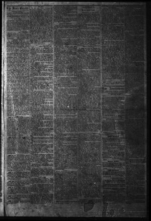 Primary view of object titled 'The State Gazette. (Austin, Tex.), Vol. 14, No. 7, Ed. 1 Wednesday, September 17, 1862'.