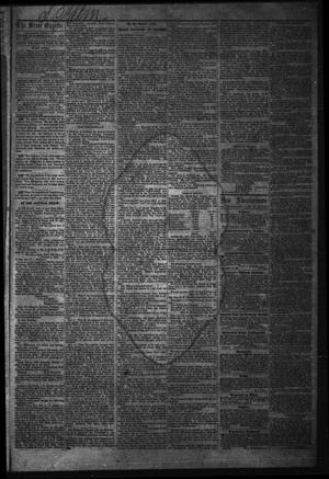 Primary view of object titled 'The State Gazette. (Austin, Tex.), Vol. 14, No. 12, Ed. 1 Wednesday, October 22, 1862'.