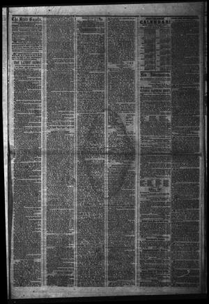 Primary view of object titled 'The State Gazette. (Austin, Tex.), Vol. 14, No. 25, Ed. 1 Wednesday, January 21, 1863'.