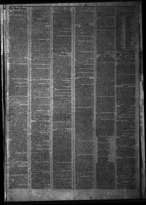 Primary view of object titled 'The State Gazette. (Austin, Tex.), Vol. 14, No. 27, Ed. 1 Wednesday, February 4, 1863'.