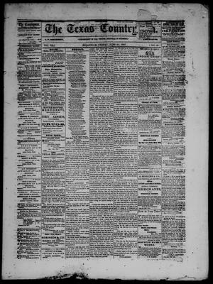 Primary view of The Texas Countryman. (Bellville, Tex.), Vol. 7, No. 22, Ed. 1 Friday, June 21, 1867
