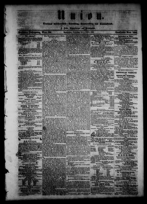 Union (Galveston, Tex.), Vol. 6, No. 36, Ed. 1 Thursday, October 4, 1860