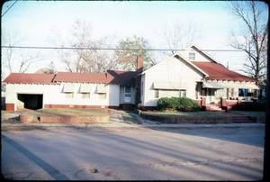 [Dr. G. T. Coleman Home in Marshall]
