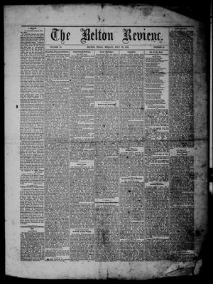 The Belton Review. (Belton, Tex.), Vol. 2, No. 48, Ed. 1 Friday, July 28, 1876