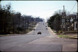 Primary view of object titled '[Grand Avenue West, Marshall]'.