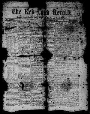 The Red-Land Herald. (San Augustine, Tex.), Vol. 2, No. 40, Ed. 1 Saturday, November 29, 1851