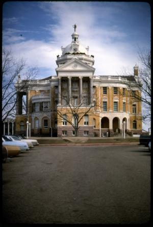 Primary view of object titled '[Old Harrison County Courthouse]'.