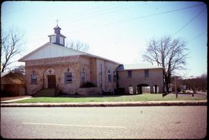 [Ward Chapel AME Church in Marshall]
