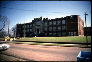 Primary view of object titled '[Marshall High School]'.
