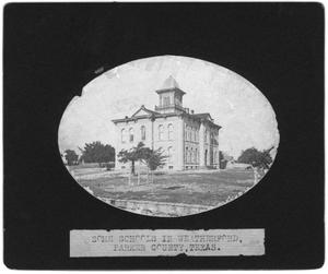 Primary view of object titled '[Central (Old Central) High School]'.