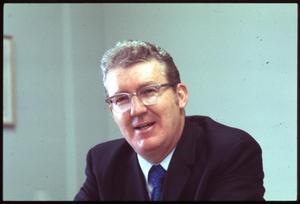 [David Earl Holt, Austin Public Library Director]