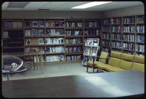 Primary view of object titled '[Unknown Library Interior #4]'.