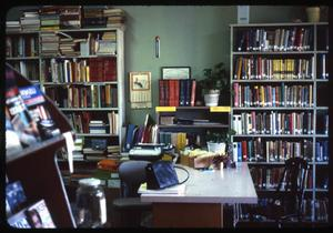 Primary view of object titled '[Unknown Library Interior #10 B]'.