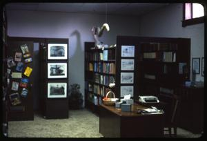 Primary view of object titled '[Unknown Library Interior #3]'.