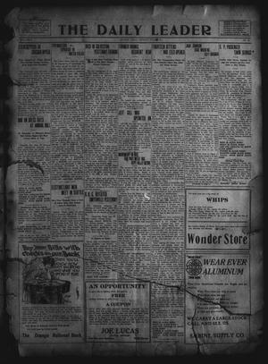The Daily Leader. (Orange, Tex.), Vol. 5, No. 78, Ed. 1 Monday, June 10, 1912