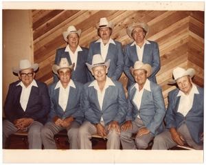 Primary view of object titled '[Al Stricklin and The Texas Playboys]'.
