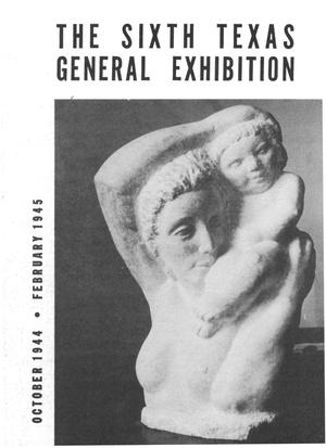 Primary view of object titled 'The Sixth Texas General Exhibition'.