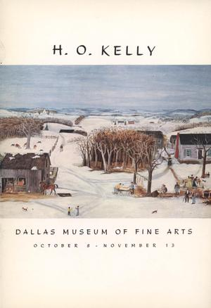 H. O. Kelly: Retrospective Exhibition