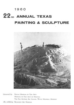 Primary view of object titled '22nd Annual Texas Painting and Sculpture'.