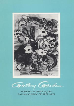 Primary view of object titled 'Gallery Gardens'.