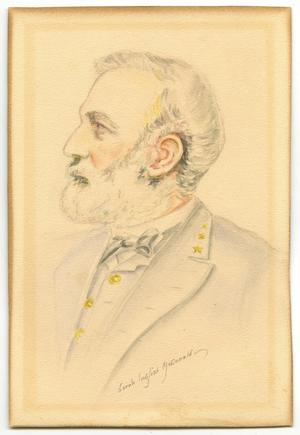 Painting of Robert E. Lee