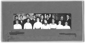 Primary view of object titled '[Weatherford College Class of 1912]'.