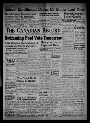 The Canadian Record (Canadian, Tex.), Vol. 66, No. 35, Ed. 1 Thursday, September 1, 1955