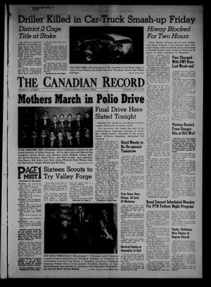 Primary view of object titled 'The Canadian Record (Canadian, Tex.), Vol. 68, No. 5, Ed. 1 Thursday, January 31, 1957'.