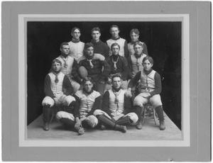 [Weatherford College Football Team, c. 1890]