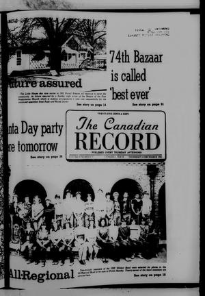 The Canadian Record (Canadian, Tex.), Vol. 92, No. 50, Ed. 1 Thursday, December 10, 1981