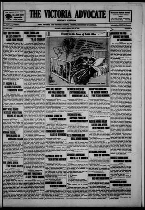 Primary view of object titled 'The Victoria Advocate (Victoria, Tex.), Vol. 76, Ed. 1 Friday, May 29, 1925'.