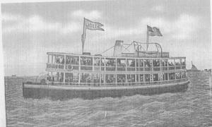 Primary view of object titled 'Galvez Excursion Boat'.