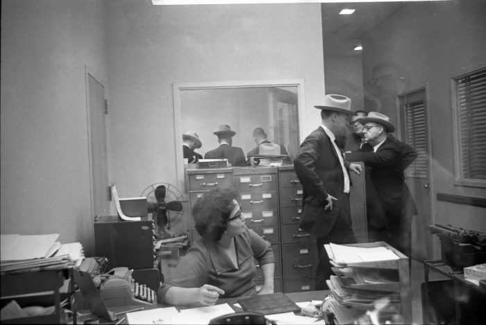 Homicide and Robbery Bureau within the Dallas Police
