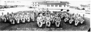 6th Troop Group Band, Camp Wallace