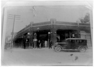 Primary view of object titled 'Schanzer Grocery'.