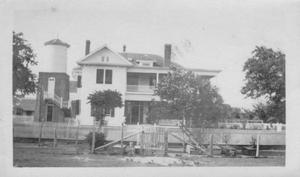 Primary view of object titled '[Albert P. and Mamie George house]'.