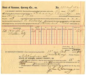 Bill Of Sale September The Portal To Texas History - Bill of sale legal document