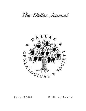 Primary view of object titled 'The Dallas Journal, Volume 50, 2004'.