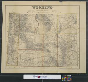 Primary view of object titled 'Wyoming'.