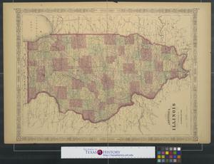 Primary view of object titled 'Johnson's Illinois.'.