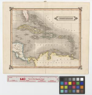Primary view of object titled 'West Indies.'.