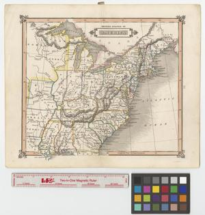 Primary view of object titled 'United States of America.'.