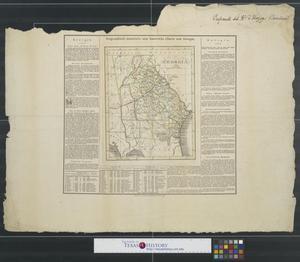 Primary view of Georgia.