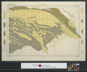Primary view of object titled 'Soil map, Idaho, Boise'.
